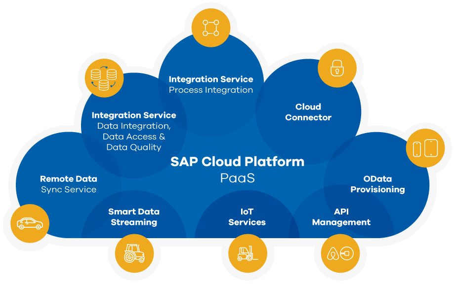 SAP HANA Cloud Platform PaaS